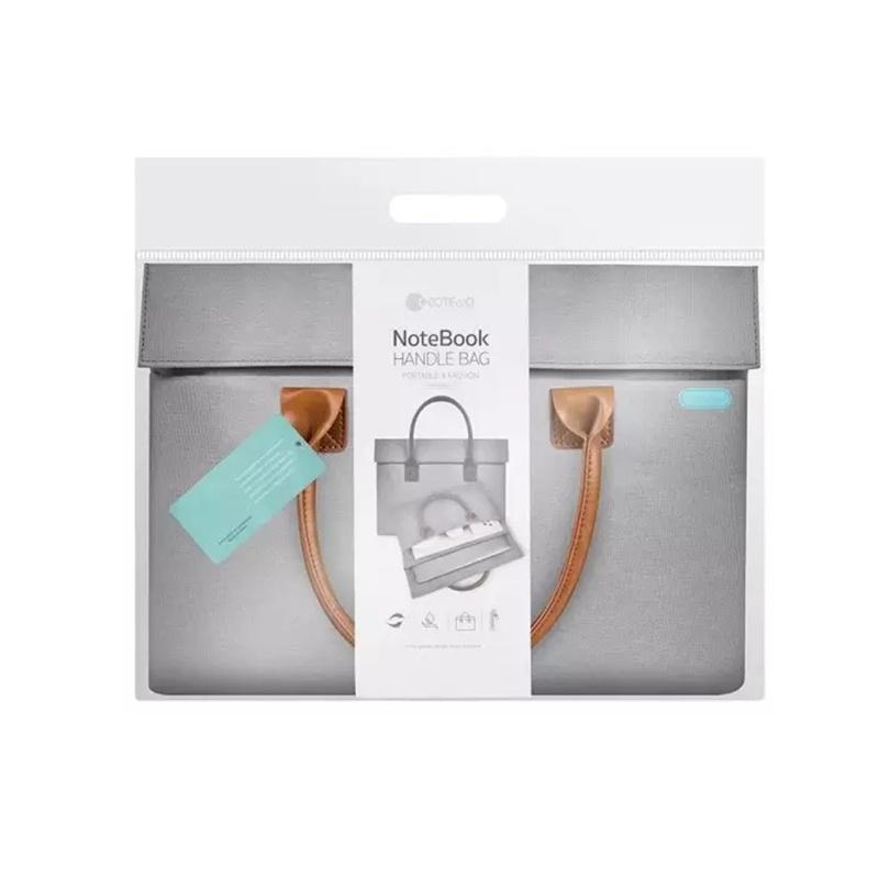 Brašna na NoteBook COTEetCI Handle Bag (for 16inch), šedá