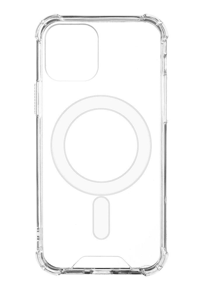 Ochranný kryt Tactical MagForce Plyo pro Apple iPhone 12/12 Pro, transparentní