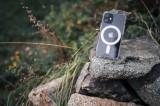 Ochranný kryt Tactical MagForce Plyo pro Apple iPhone 12 Mini, transparentní