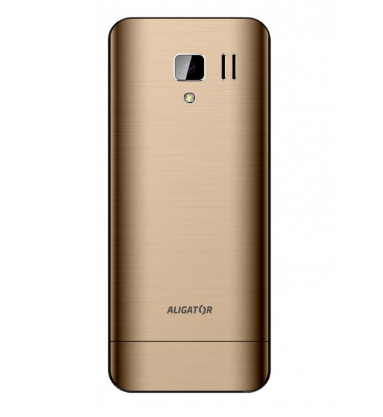 Aligator D950 zlatá