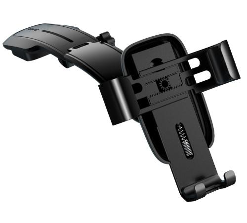 Držák do auta BASEUS Metal Age Gravity SUYL-F01, černá