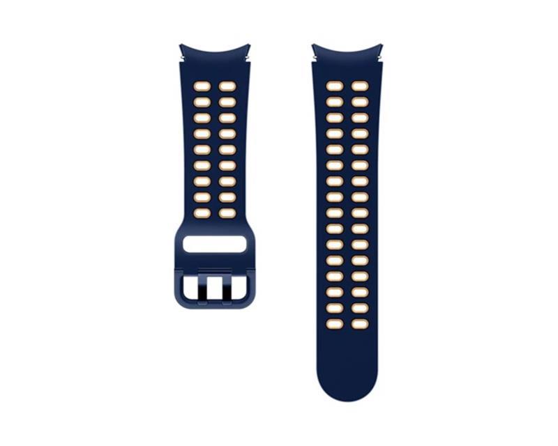 Sportovní řemínek Extreme Samsung, ET-SXR86SNEGEU velikost S/M 20mm, modrá