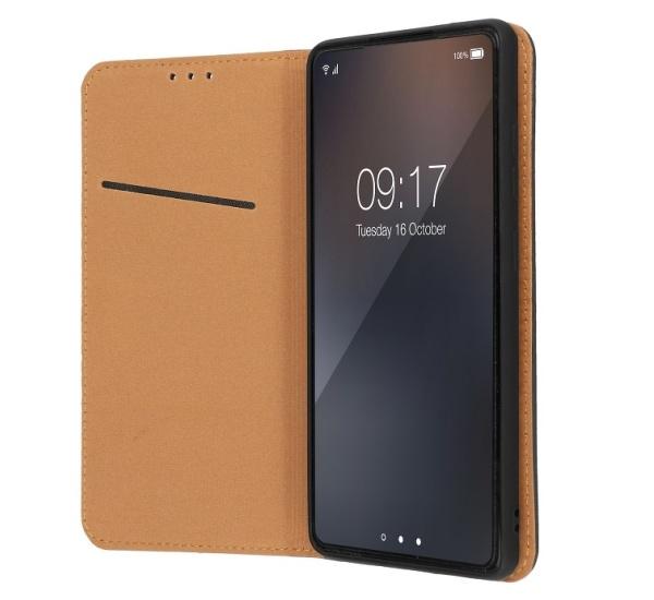Flipové pouzdro Forcell SMART PRO pro Xiaomi Redmi Note 10 5G/POCO M3 Pro/POCO M3 Pro 5G, černá