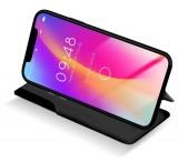 Flipové pouzdro SMART VIEW pro Samsung Galaxy A03s, červená