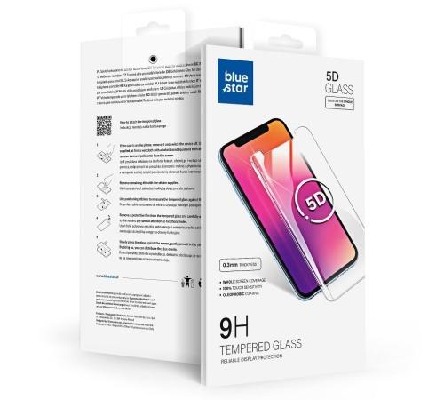 Tvrzené sklo Blue Star 5D pro Appe iPhone X, XS, Apple iPhone 11 Pro, černá