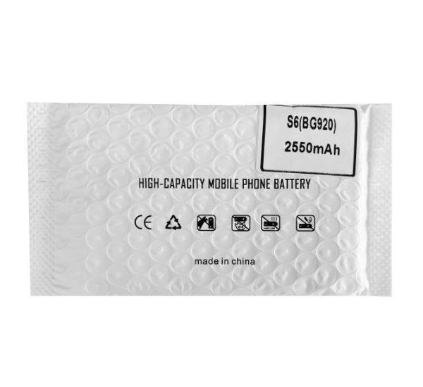 Baterie EB-BG920ABE/ABA Li-Ion 2550mAh OEM (BULK) pro Samsung Galaxy S6