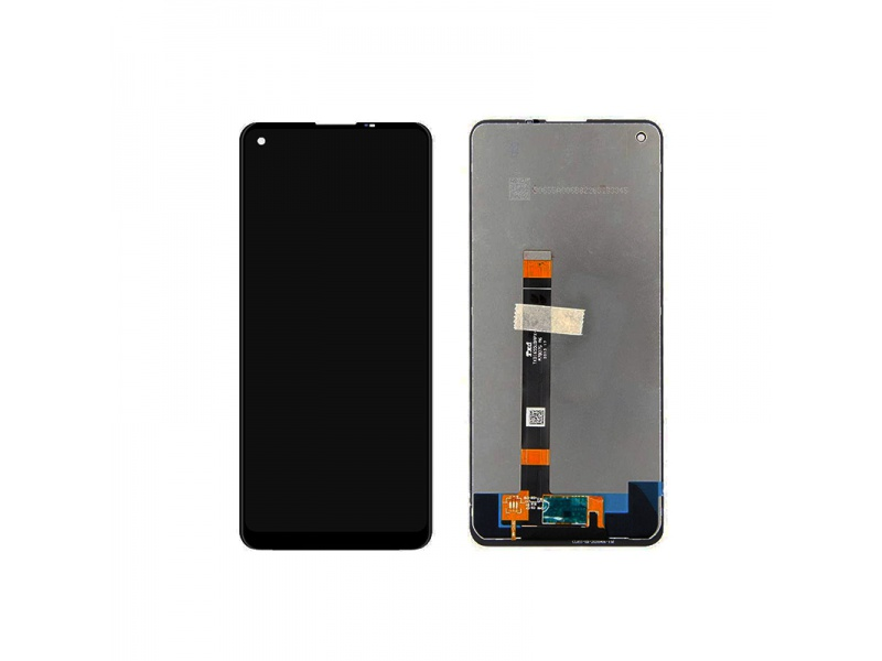 LCD + dotyková doska pre LG K51s, black (OEM)