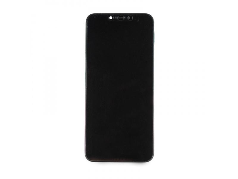 LCD + dotyk + rámček pre Honor Play, black (OEM)