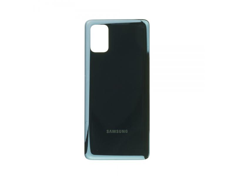 Kryt baterie Back Cover pro Samsung Galaxy M51, černá