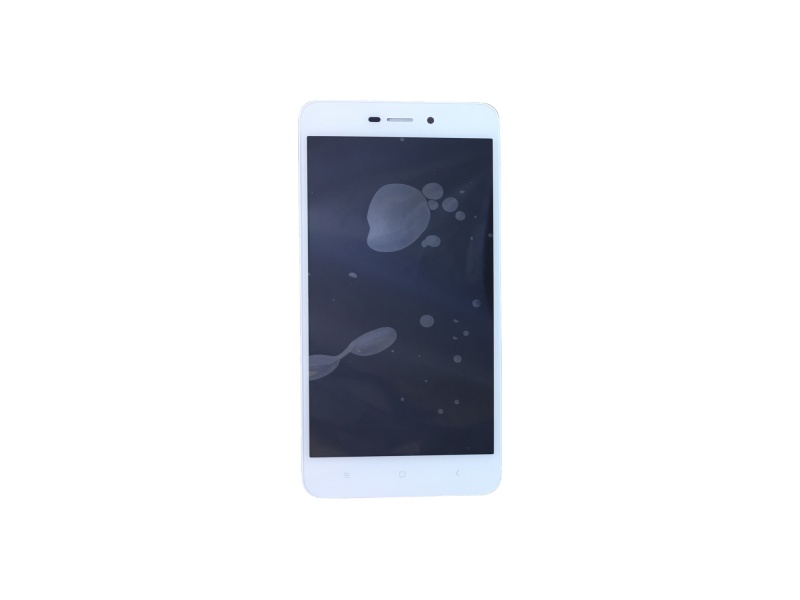 LCD + dotyk + rámček pre Xiaomi Redmi 4A, white (Service Pack)