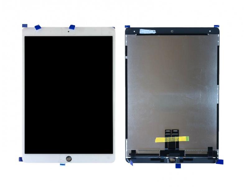 LCD + dotyková doska pre Apple iPad Pre 10.5, white
