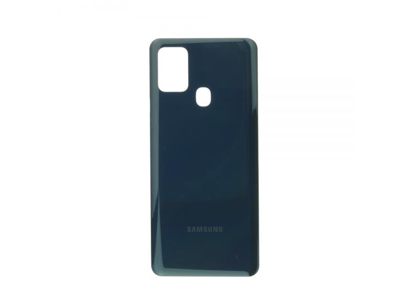 Kryt baterie Back Cover pro Samsung Galaxy A21s, černá