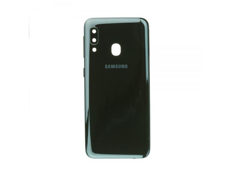 Kryt baterie Back Cover pro Samsung Galaxy A20e, černá