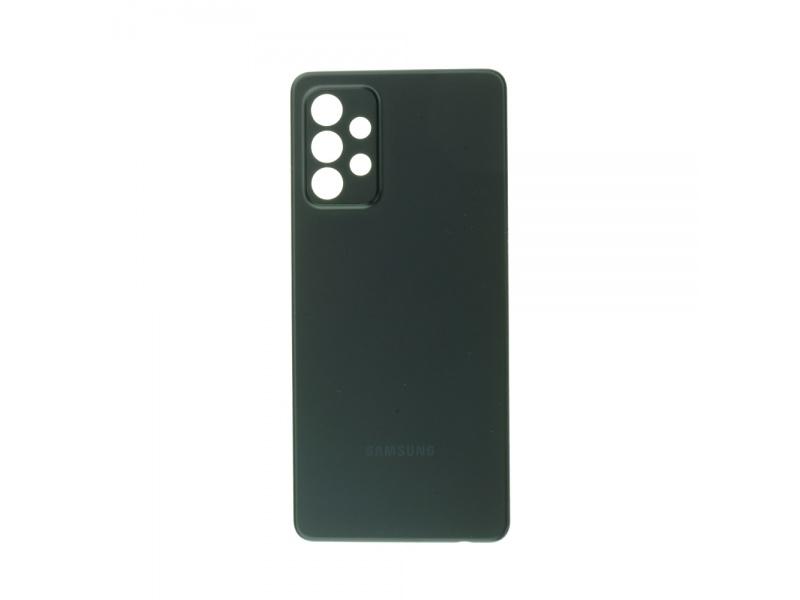 Kryt baterie Back Cover pro Samsung Galaxy A72, černá