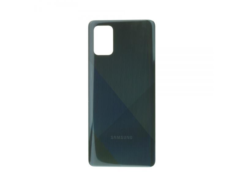 Kryt baterie Back Cover pro Samsung Galaxy A71, černá