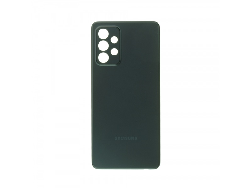 Kryt baterie Back Cover pro Samsung Galaxy A52, černá