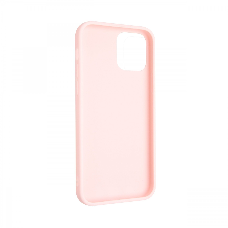 Zadný pogumovaný kryt FIXED Story pre Apple iPhone 13 Pro, ružová