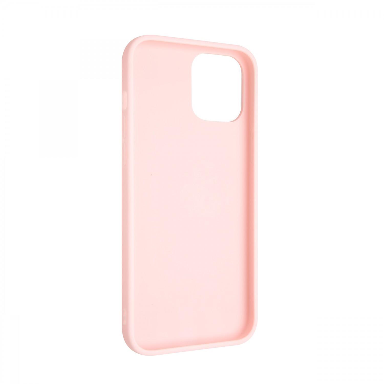 Zadný pogumovaný kryt FIXED Story pre Apple iPhone 13 Pro Max, ružová