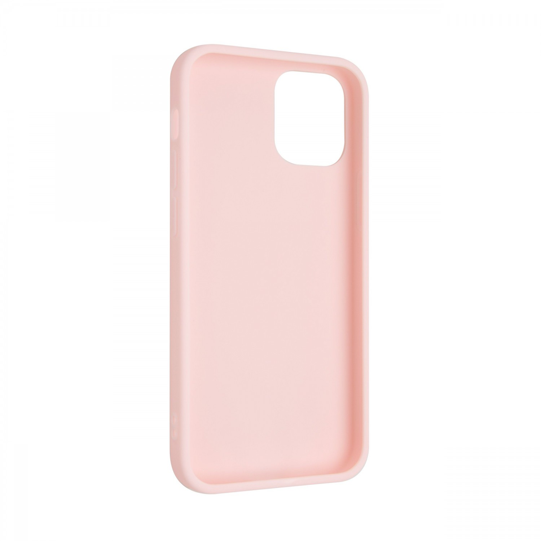 Zadný pogumovaný kryt FIXED Story pre Apple iPhone 13 mini, ružová