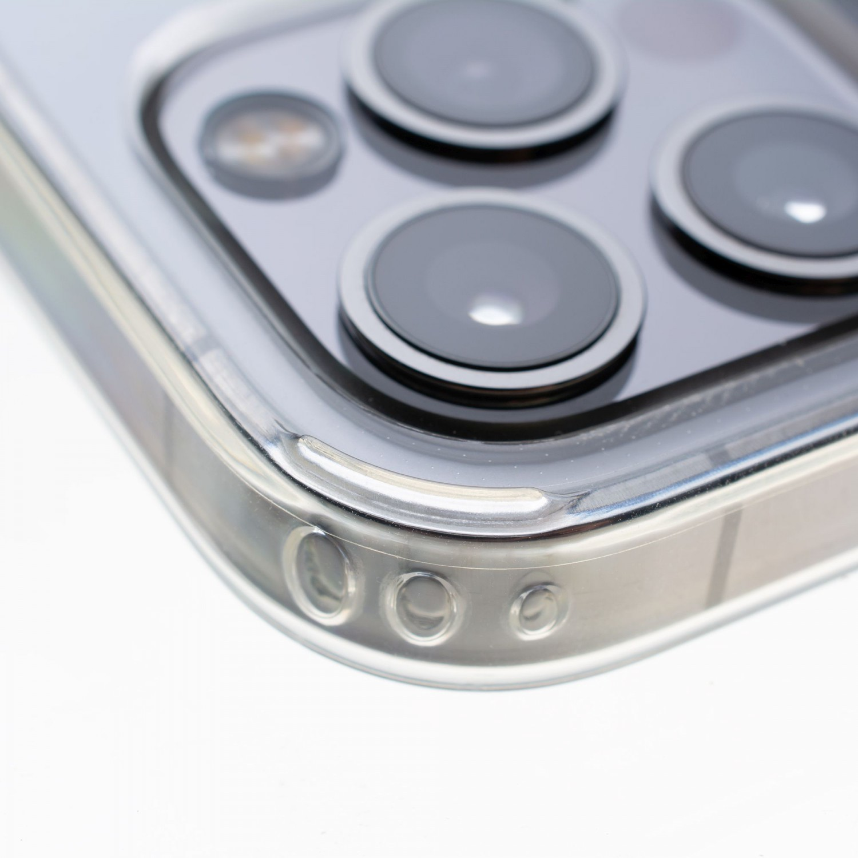 Zadný kryt FIXED MagPure s podporou MagSafe pre Apple iPhone 13 Pro, číra