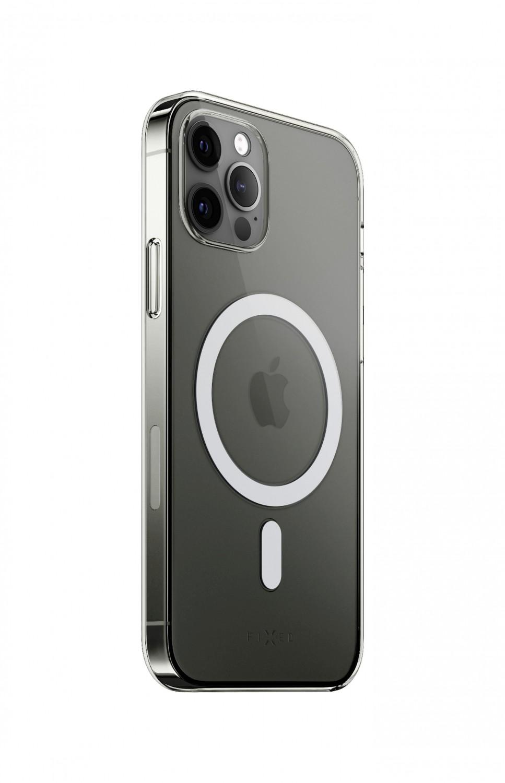 Zadný kryt FIXED MagPure s podporou MagSafe pre Apple iPhone 13 Pro Max, číra