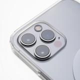 Zadný kryt FIXED MagPure s podporou MagSafe pre Apple iPhone 12/12 Pro, číra