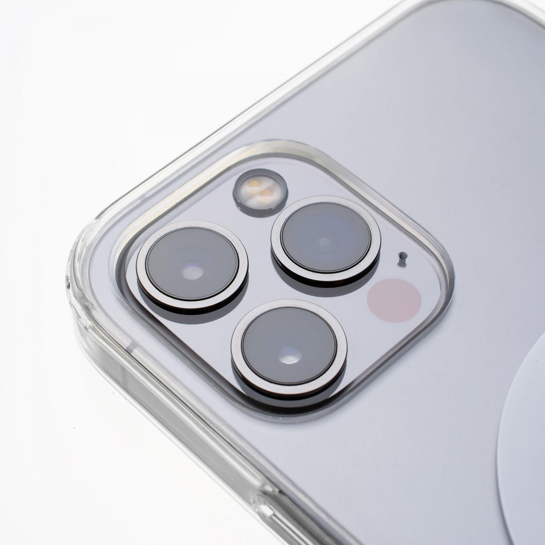 Zadný kryt FIXED MagPure s podporou MagSafe pre Apple iPhone 12 Pro Max, číra