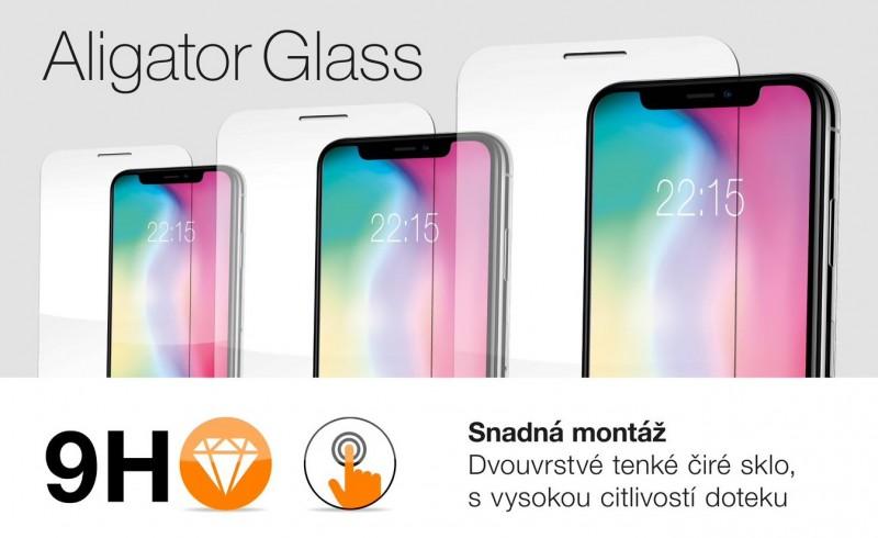 Ochranné tvrzené sklo ALIGATOR pro Xiaomi Redmi 9T