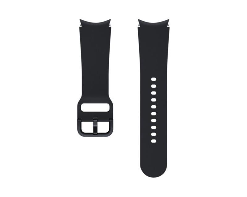 Sportovní řemínek Samsung ET-SFR87LBEGEU, velikost M/L 20mm, černá