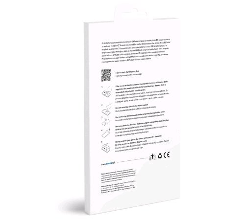 Tvrzené sklo Blue Star pro Apple iPhone 12 mini