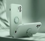 Zadní kryt Roar Amber pro Apple iPhone 12 Pro, zelená