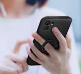 Zadní kryt Roar Amber pro Apple iPhone 12 Pro, černá