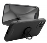 Zadní kryt Roar Amber pro Apple iPhone 11 Pro, černá
