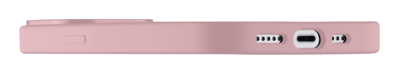 Silikonový kryt Cellularline Sensation pro Apple iPhone 13, růžová