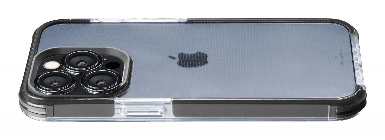 Cellularline Tetra Force Shock-Twist pouzdro pro Apple iPhone 13 Pro Max, transparentní