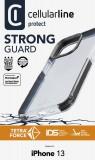 Cellularline Tetra Force Shock-Twist pouzdro pro Apple iPhone 13, transparentní