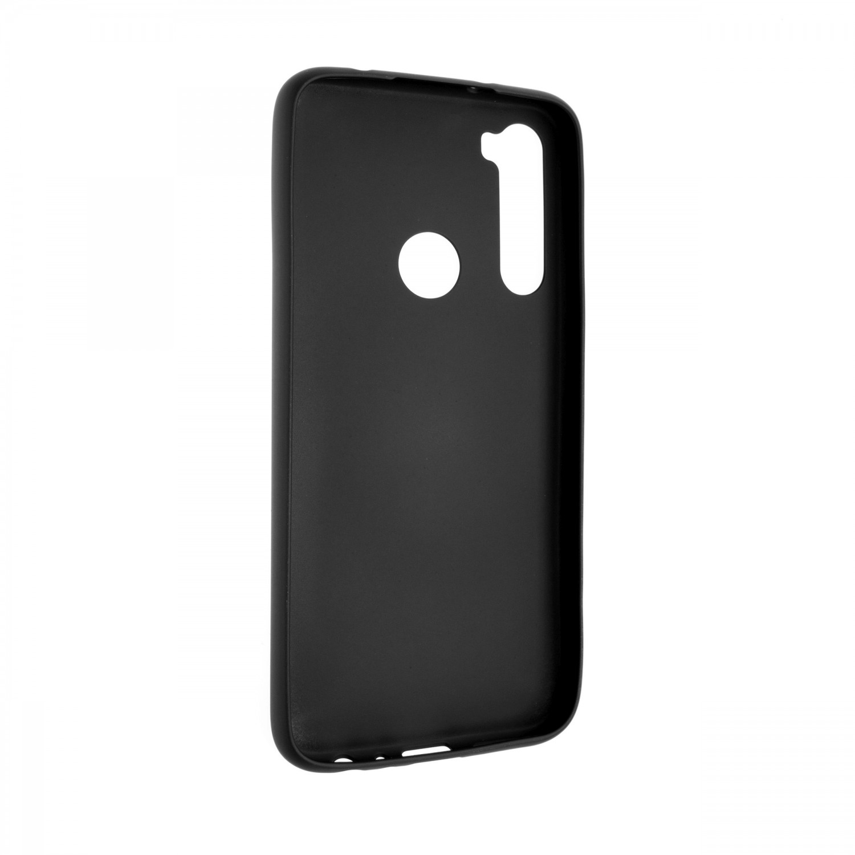 Zadní pogumovaný kryt FIXED Story pro Samsung Galaxy A22, černá