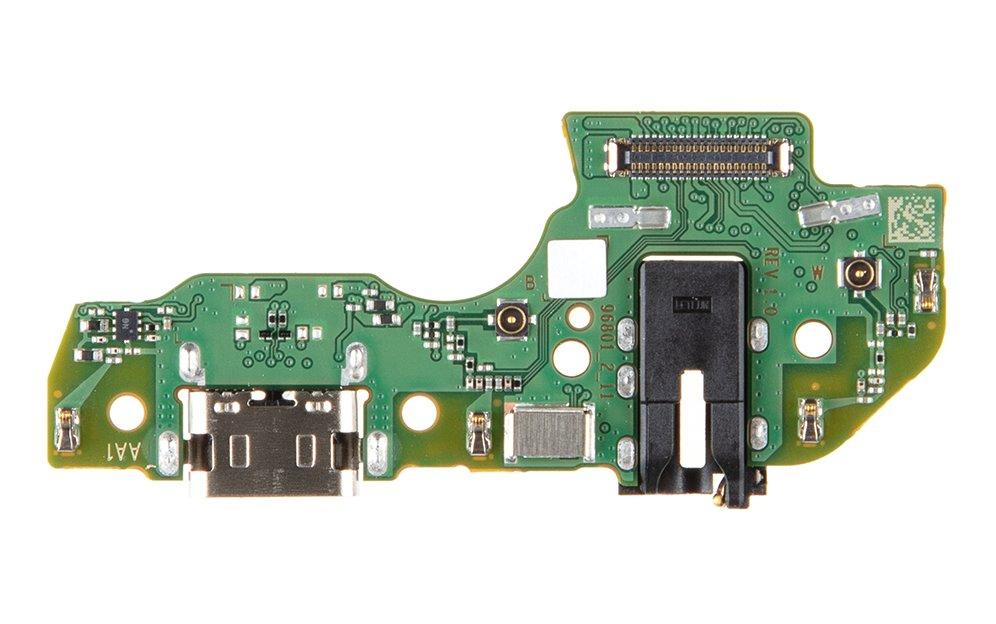 Samsung A226 Galaxy A22 5G Doska vr. Dobíjacieho Konektora (Service Pack)