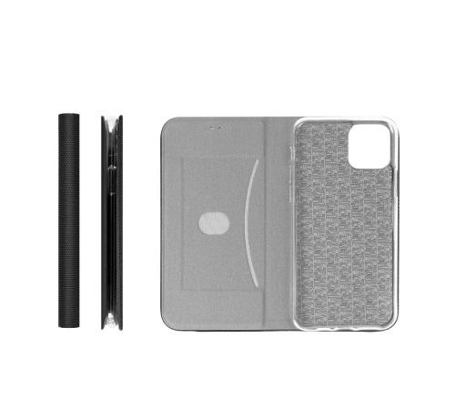 Flipové pouzdro SENSITIVE pro Apple iPhone 13 mini, černá