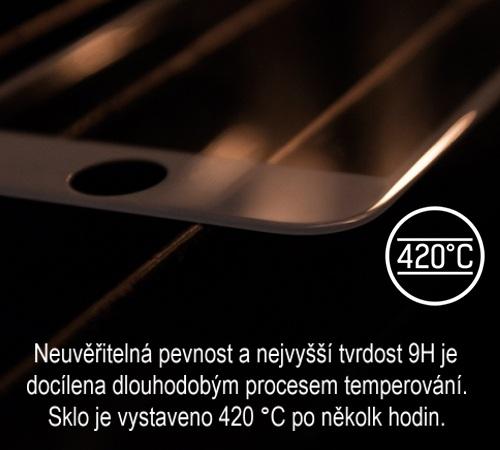Tvrzené sklo 3mk HardGlass MAX pro Apple iPhone 7 Plus/iPhone 8 Plus, černá