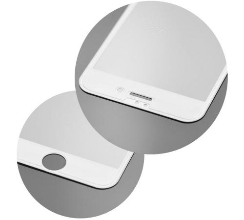 Tvrzené sklo 5D pro Apple iPhone 7, 8, SE (2020), trasparentní