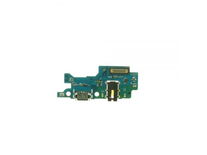 Nabíjací Konektor + Mikrofón pre Samsung Galaxy M21 (OEM)