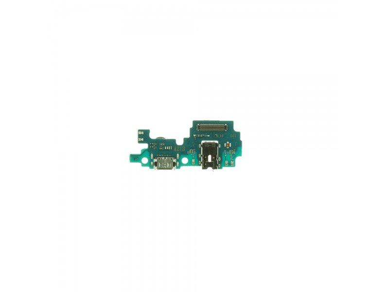 Nabíjací Konektor + Mikrofón pre Samsung Galaxy A21s (OEM)