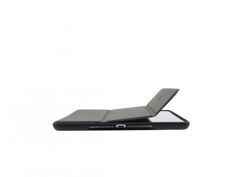 FIXED Padcover flipové pouzdro pro Apple iPad Air (2020), černá