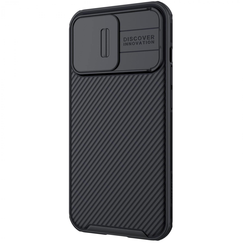 Zadní kryt Nillkin CamShield Pro Magnetic pro Apple iPhone 13 mini, černá