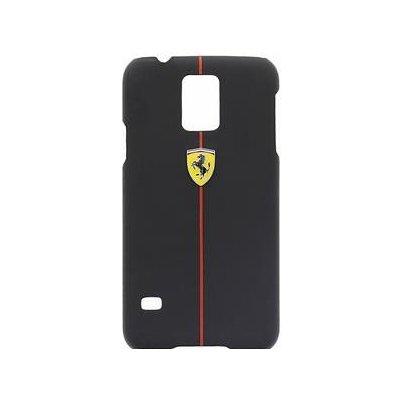 Zadní kryt Ferrari pro Samsung Galaxy S5, černá