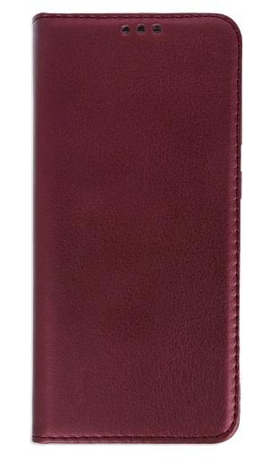 Flipové pouzdro Cu-be Platinum pro Samsung Galaxy A32, vínová