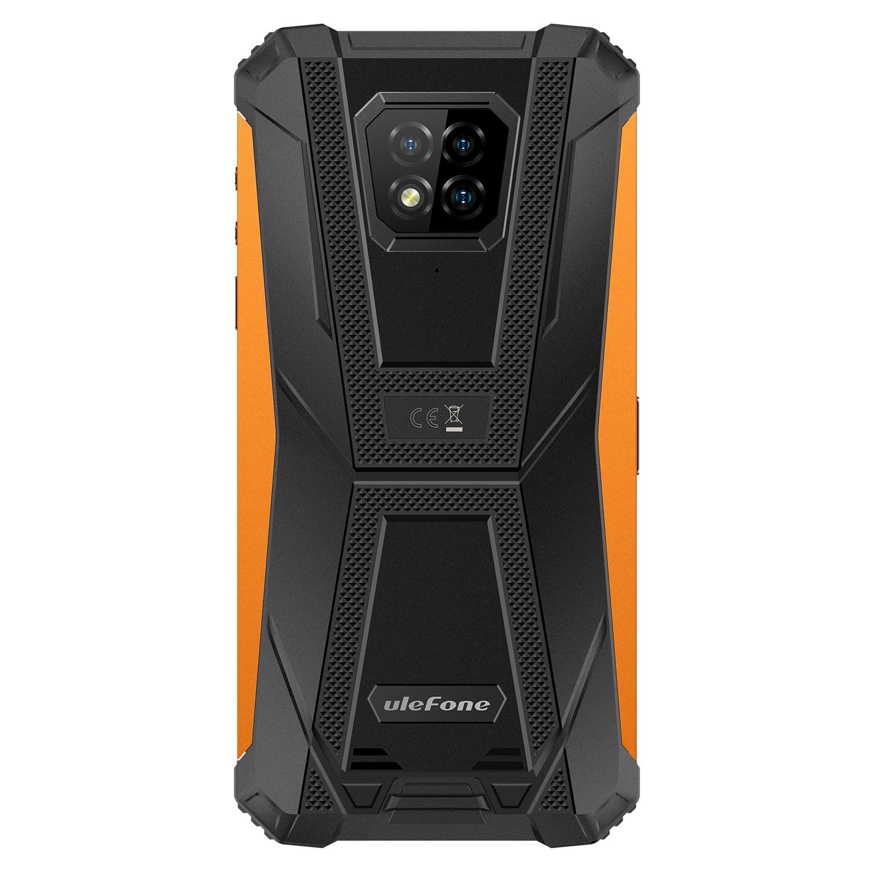 UleFone Armor 8 PRO 8GB/128GB oranžová