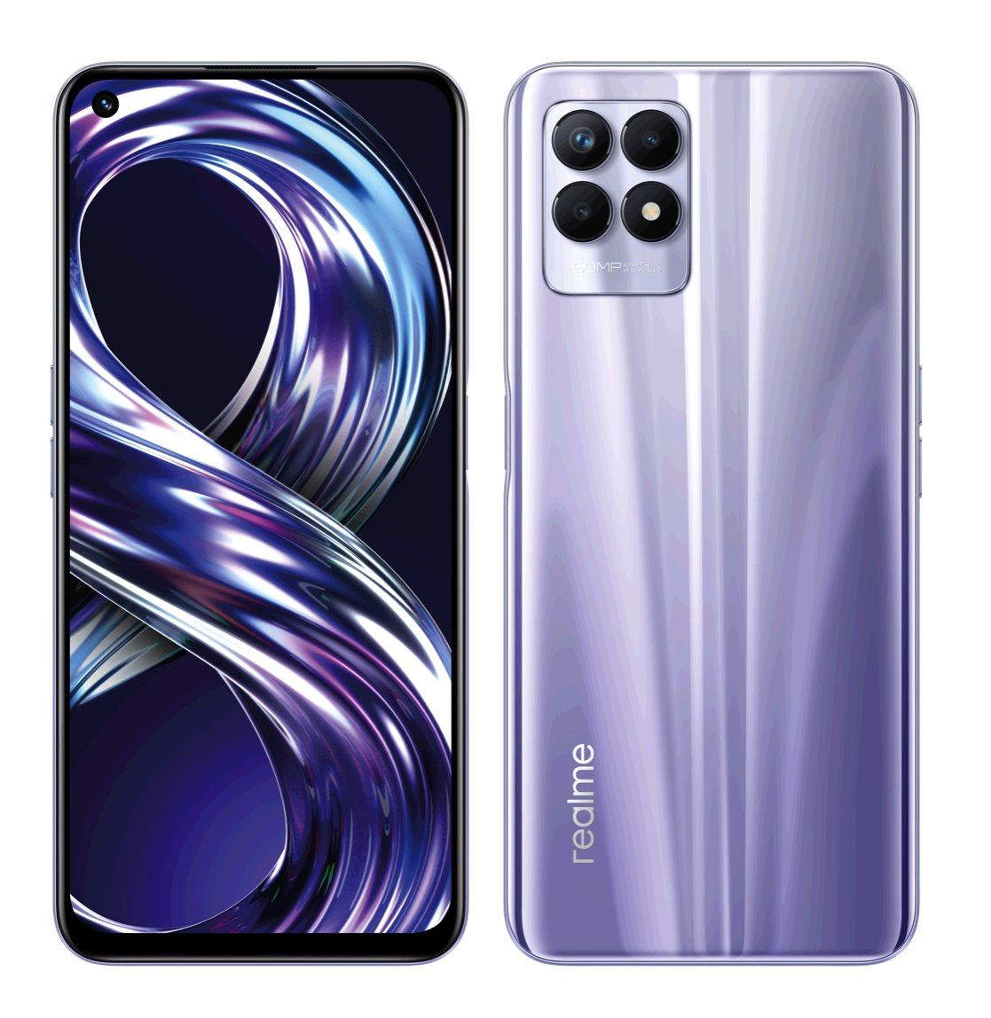 Realme 8i 4GB/64GB Stellar Purple
