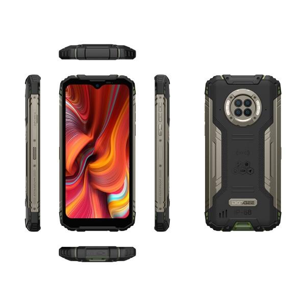Doogee S96 Pro 8GB/128GB zelená